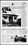 Spartan Daily, October 30, 1992 by San Jose State University, School of Journalism and Mass Communications