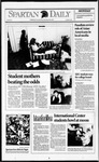 Spartan Daily, November 2, 1992 by San Jose State University, School of Journalism and Mass Communications