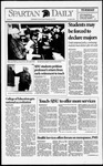 Spartan Daily, November 10, 1992 by San Jose State University, School of Journalism and Mass Communications