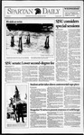 Spartan Daily, November 11, 1992 by San Jose State University, School of Journalism and Mass Communications