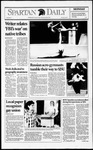 Spartan Daily, November 16, 1992 by San Jose State University, School of Journalism and Mass Communications