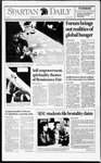 Spartan Daily, November 17, 1992 by San Jose State University, School of Journalism and Mass Communications