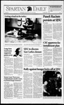 Spartan Daily, November 18, 1992 by San Jose State University, School of Journalism and Mass Communications