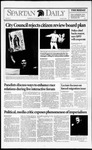 Spartan Daily, November 19, 1992 by San Jose State University, School of Journalism and Mass Communications
