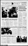 Spartan Daily, November 24, 1992 by San Jose State University, School of Journalism and Mass Communications