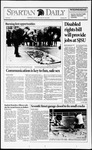 Spartan Daily, December 2, 1992 by San Jose State University, School of Journalism and Mass Communications