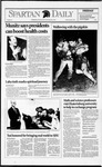 Spartan Daily, December 4, 1992 by San Jose State University, School of Journalism and Mass Communications