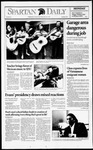 Spartan Daily, December 7, 1992 by San Jose State University, School of Journalism and Mass Communications