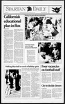 Spartan Daily, December 8, 1992 by San Jose State University, School of Journalism and Mass Communications