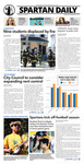 Spartan Daily, September 9, 2015 by San Jose State University, School of Journalism and Mass Communications