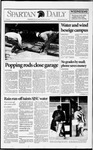 Spartan Daily, January 27, 1993 by San Jose State University, School of Journalism and Mass Communications