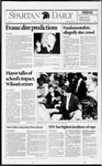 Spartan Daily, January 29, 1993 by San Jose State University, School of Journalism and Mass Communications