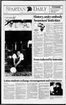 Spartan Daily, February 2, 1993 by San Jose State University, School of Journalism and Mass Communications