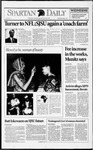 Spartan Daily, February 3, 1993 by San Jose State University, School of Journalism and Mass Communications
