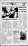 Spartan Daily, February 4, 1993 by San Jose State University, School of Journalism and Mass Communications