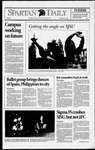 Spartan Daily, February 9, 1993 by San Jose State University, School of Journalism and Mass Communications