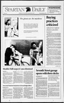 Spartan Daily, February 10, 1993 by San Jose State University, School of Journalism and Mass Communications