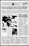 Spartan Daily, February 11, 1993 by San Jose State University, School of Journalism and Mass Communications