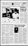 Spartan Daily, February 12, 1993