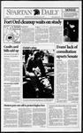 Spartan Daily, February 15, 1993 by San Jose State University, School of Journalism and Mass Communications