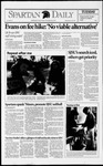 Spartan Daily, February 16, 1993 by San Jose State University, School of Journalism and Mass Communications