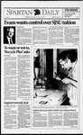 Spartan Daily, February 18, 1993 by San Jose State University, School of Journalism and Mass Communications