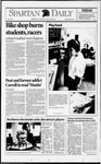 Spartan Daily, February 19, 1993 by San Jose State University, School of Journalism and Mass Communications