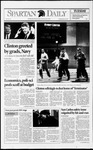 Spartan Daily, February 23, 1993 by San Jose State University, School of Journalism and Mass Communications