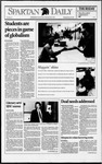 Spartan Daily, February 25, 1993 by San Jose State University, School of Journalism and Mass Communications
