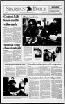 Spartan Daily, March 1, 1993 by San Jose State University, School of Journalism and Mass Communications