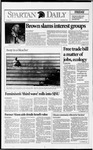 Spartan Daily, March 5, 1993 by San Jose State University, School of Journalism and Mass Communications