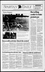 Spartan Daily, March 8, 1993 by San Jose State University, School of Journalism and Mass Communications