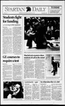 Spartan Daily, March 9, 1993 by San Jose State University, School of Journalism and Mass Communications