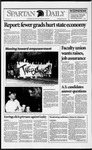Spartan Daily, March 10, 1993 by San Jose State University, School of Journalism and Mass Communications