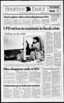Spartan Daily, March 11, 1993 by San Jose State University, School of Journalism and Mass Communications