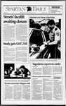 Spartan Daily, March 15, 1993 by San Jose State University, School of Journalism and Mass Communications