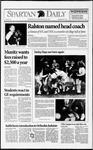 Spartan Daily, March 17, 1993 by San Jose State University, School of Journalism and Mass Communications