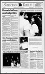 Spartan Daily, March 19, 1993 by San Jose State University, School of Journalism and Mass Communications
