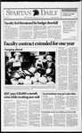 Spartan Daily, March 24, 1993