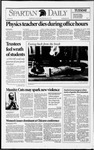 Spartan Daily, April 6, 1993 by San Jose State University, School of Journalism and Mass Communications