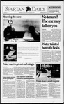 Spartan Daily, April 7, 1993 by San Jose State University, School of Journalism and Mass Communications