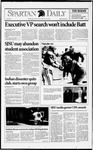 Spartan Daily, April 8, 1993 by San Jose State University, School of Journalism and Mass Communications