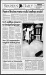Spartan Daily, April 9, 1993