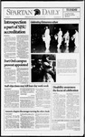 Spartan Daily, April 13, 1993 by San Jose State University, School of Journalism and Mass Communications