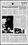 Spartan Daily, April 14, 1993 by San Jose State University, School of Journalism and Mass Communications
