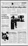 Spartan Daily, April 15, 1993