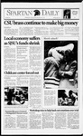 Spartan Daily, April 19, 1993 by San Jose State University, School of Journalism and Mass Communications