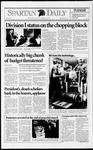 Spartan Daily, April 20, 1993