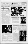 Spartan Daily, April 22, 1993 by San Jose State University, School of Journalism and Mass Communications
