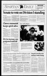 Spartan Daily, May 3, 1993